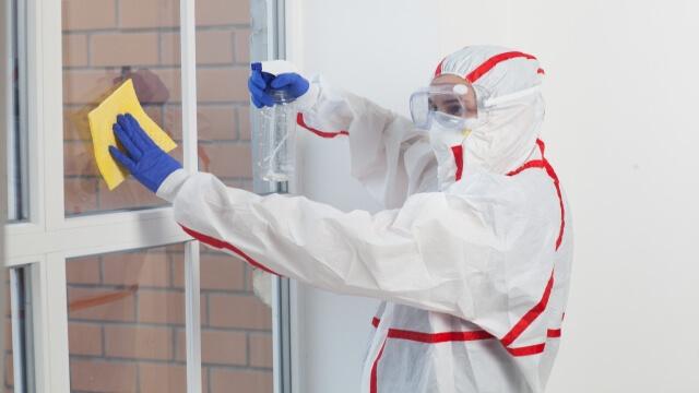 ウエットティッシュで拭ききれない部分の除菌はどうしたらいいの?
