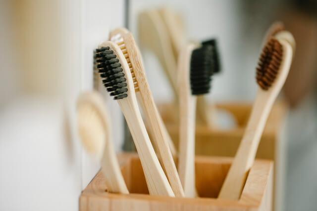歯ブラシを除菌する方法